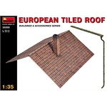 European Tiled Roof / Ziegeldach