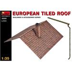 European Tiled Roof / Ziegeldach