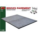 Bricks Pavement