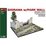 Diorama w/ Park Wall