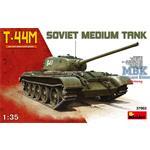 T-44M Soviet Medium Tank
