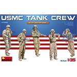USMC Tank Crew