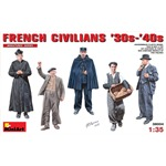 French Civilians / Zivilisten