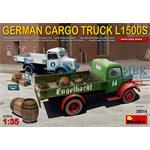 German Cargo Truck L1500S