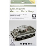 Model Air Set - AFV German Dark Grey Set