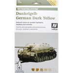 Model Air Set - AFV German Yellow Set
