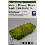 Model Air Set - AFV Modern Russian Green Set