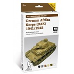 Model Air Set - Afrika Korps 1941/42 (DAK) Set
