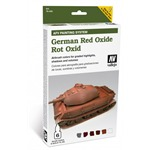Model Air Set - AFV German Red Oxide Set