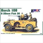 Horch 108 & 20mm Flak 30