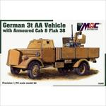 Opel Blitz 3t Armoured Cab with Flak 38