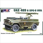 UAZ 469 with SPG-9 NVA