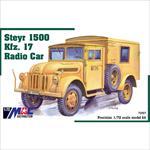 Steyr 1500 Kfz. 17 Radio Car
