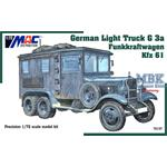 German Light Truck G3 Funkkraftwagen Kfz 61