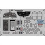 Curtiss C-46 Commando detail set