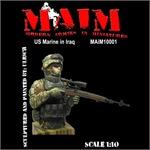US Marine in Iraq ~Bust~ / 1:10