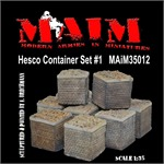 Hesco Container Set #1