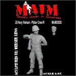 US Navy Vietnam - Pibber Crew #1