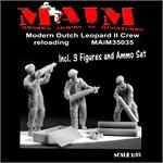 Modern Dutch Leopard Crew Reloading
