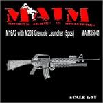 M16A2 w/ M203 Granade Launcher