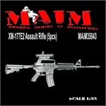 XM-177E2 Assault Rifle