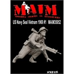 US Navy Seal Vietnam 1969 #1