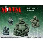 Buddha Statues Set