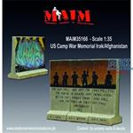 US Camp War Memorial Irak/Afghanistan