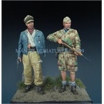 German Paratroopers - Italy 1944