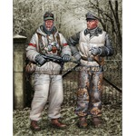 SS Grenadier & Tank Commander - Winter, 1944