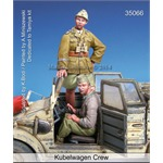D.A.K. Kübelwagen crew