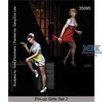 Pin-up Girls Set #2