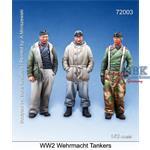 WW2 Wehrmacht Tankers