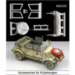 Accessories for Kübelwagen