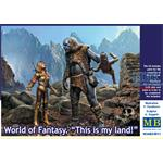 World of Fantasy - This is my Land  1/24
