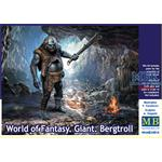 World of Fantasy - Giant - Bergtroll  1/24