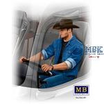 Trucker Series. Mike (Beach Boy) Barrington 1/24