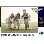 Pilots of Luftwaffe, WW II era