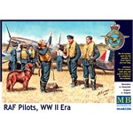 RAF Pilots, WW II Era
