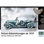 German military car, Typ 170 V Polizei Kübelwagen