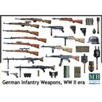German Infantry Weapons, WW II era