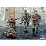 German Paratroopers WWII era