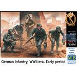 German Infantry, early Period - WWII era