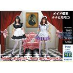 Maid Cafe Girls -  Nana and Momoko 1/35