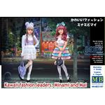 Kawaii fashion leaders. Minami and Mai  1/35