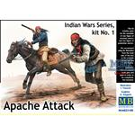 Indian Wars Series No 1 Apache Attack 1/35