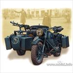 German motorcycle, WWII