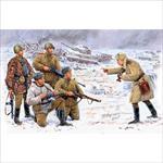 Russian Infantry. Korsun-Shevchenkovskiy, 1944
