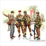 British paratroopers, 1944. Kit 1
