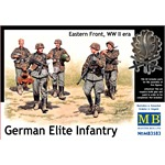German Elite Infantry, Eastern Front, WW II era